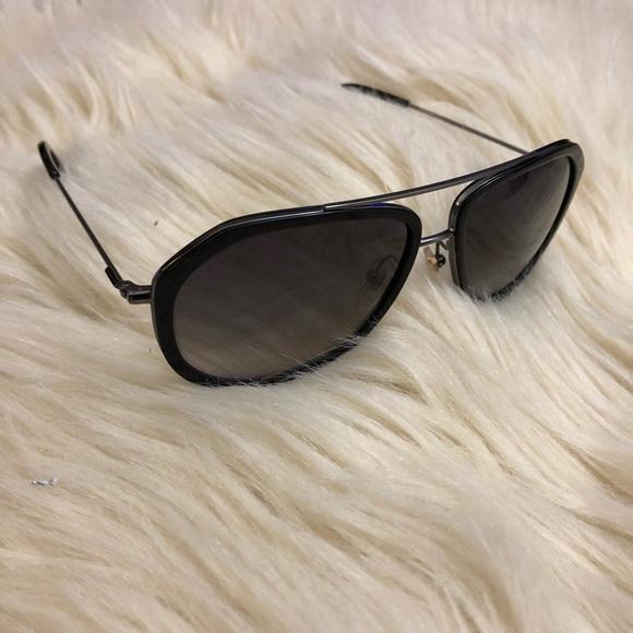 38e33c7125 MCM Women s Aviator Acetate Frame Sunglasses